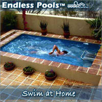 Endless Pools - UK Swimming Pools Direct - British Swimming Pools