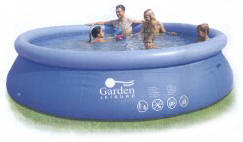 Garden Leisure 12' x 36'' Quick Up Swimming Pool