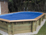 Odyssea Luxe Long Octagonal Swimming Pool